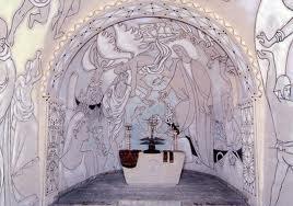 Cappella di Saint Pierre - interno