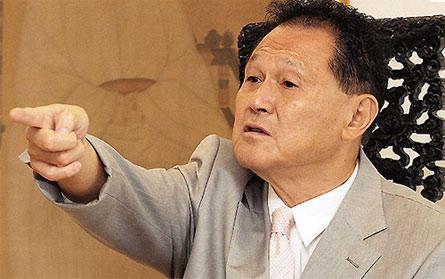 Cecil Chou, il padre di Gigi