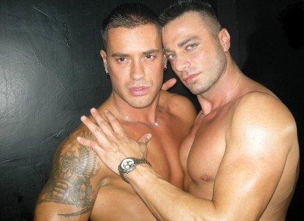 Profili gay maschi dotati