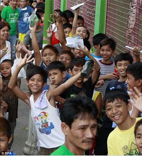 Foto del giorno di Martedì 24 Maggio 2011
