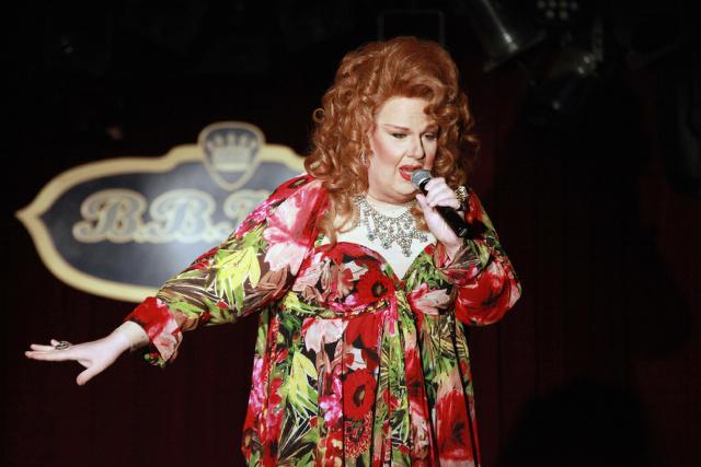 Le divertenti foto del New York Boylesque Festival