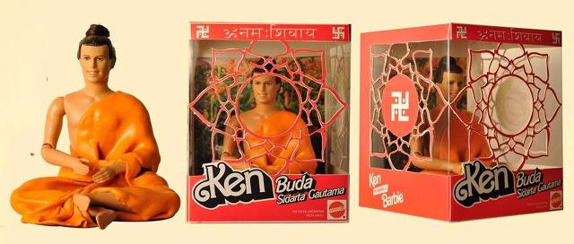 Barbie Divina Provvidenza e Ken Sacro Cuore: la provocazione di due artisti argentini