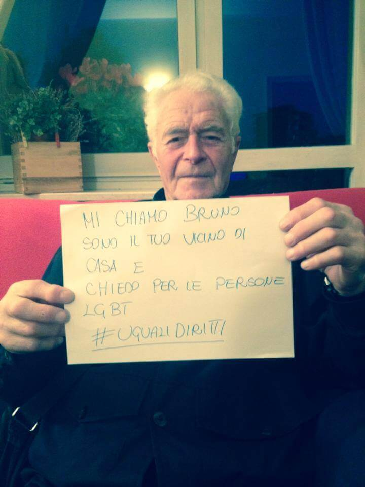 #UgualiDiritti: partecipa anche tu alla campagna social!