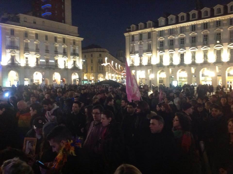 Tdor 2014: 1000 persone per la Trans Freedom March