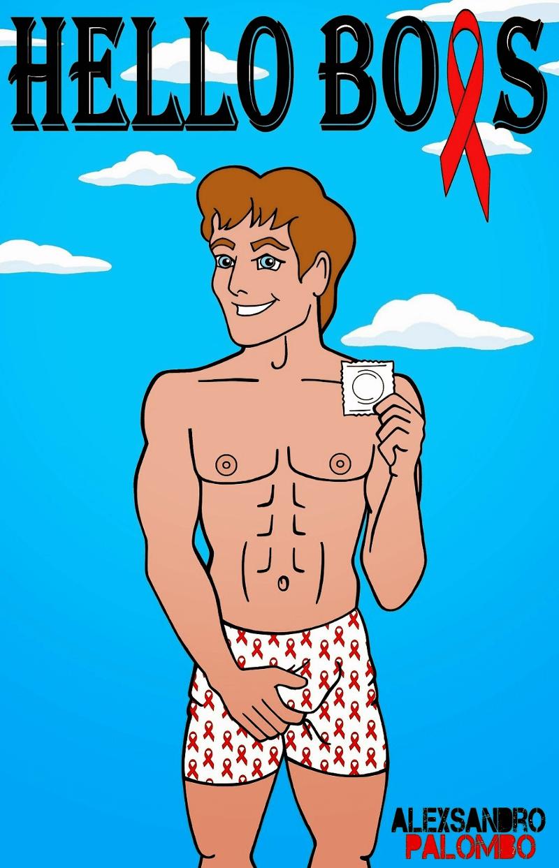 Aladdin e gli altri: una mano sul pacco e un condom nell\