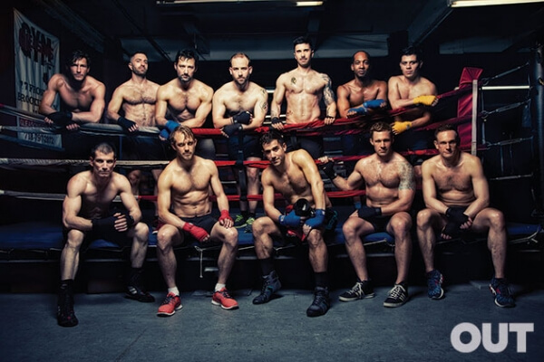 Sono pugili e sono tutti gay: vi presentiamo i Velvet Gloves