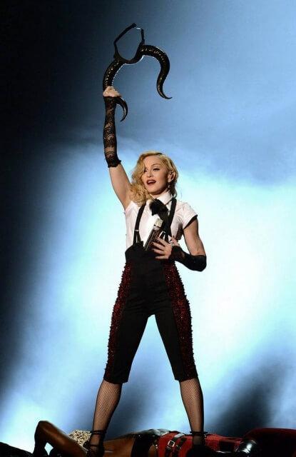 Madonna raddoppia: seconda data italiana del tour [UFFICIALE]