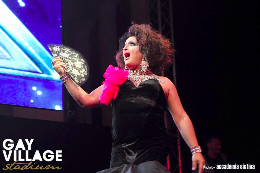 Raven, regina delle notti gay pugliesi: le immagini migliori