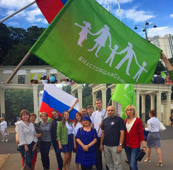 """Putin lancia la bandiera \""""dell\"""