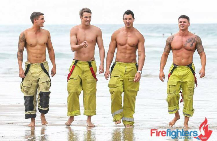 Firefighters dating gay in Australia