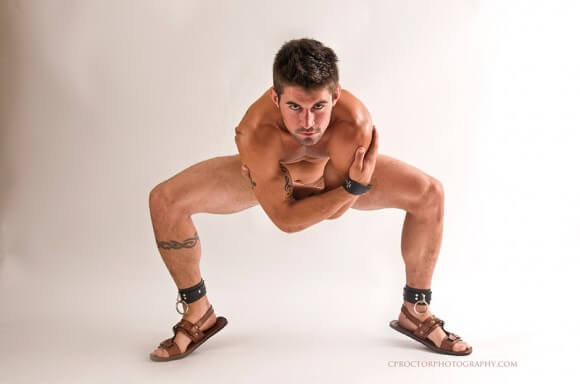 Benjamin_Godfre_naked_gladiators