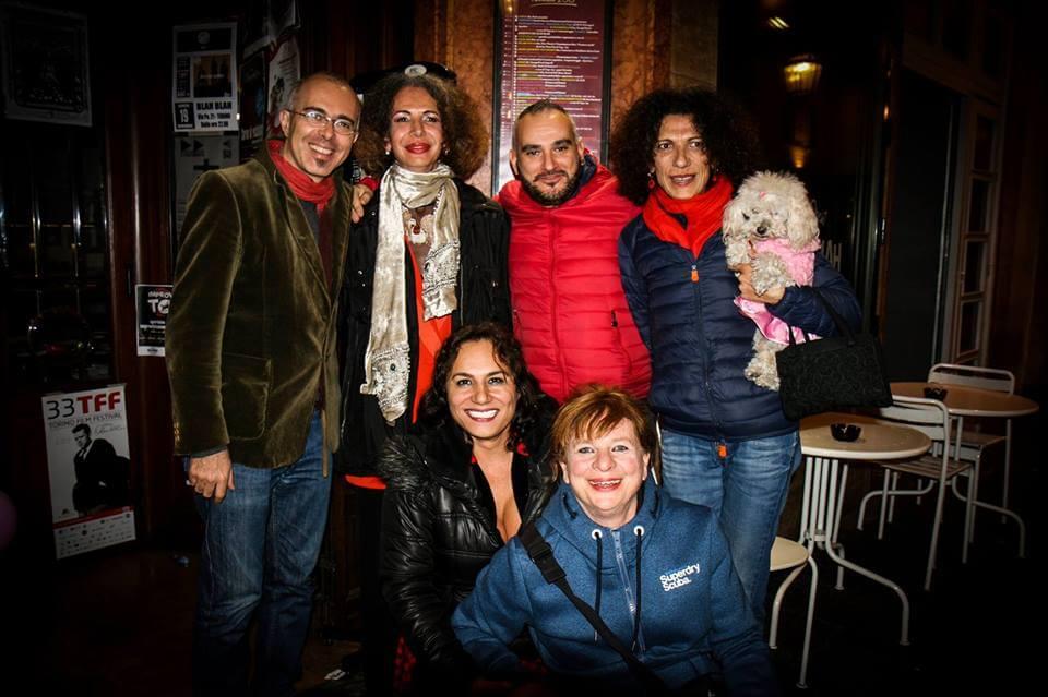 Divine Queer Festival, vince Maria Arena