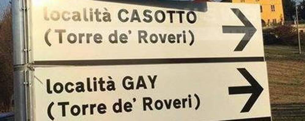 """Benvenuti in località \""""gay\"""". Accade a Bergamo."""