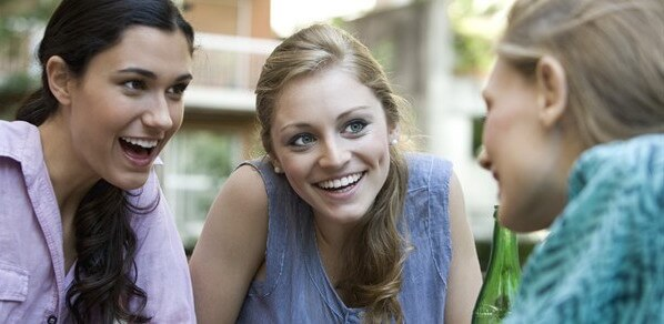 parlare della propria omosessualità con le amiche