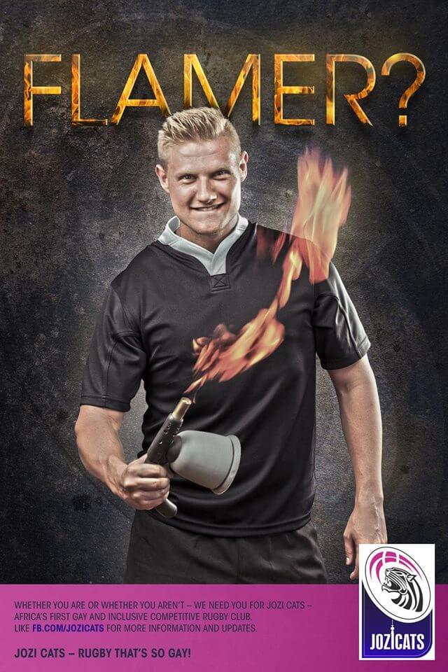 Rugby: il primo team gay distrugge gli stereotipi