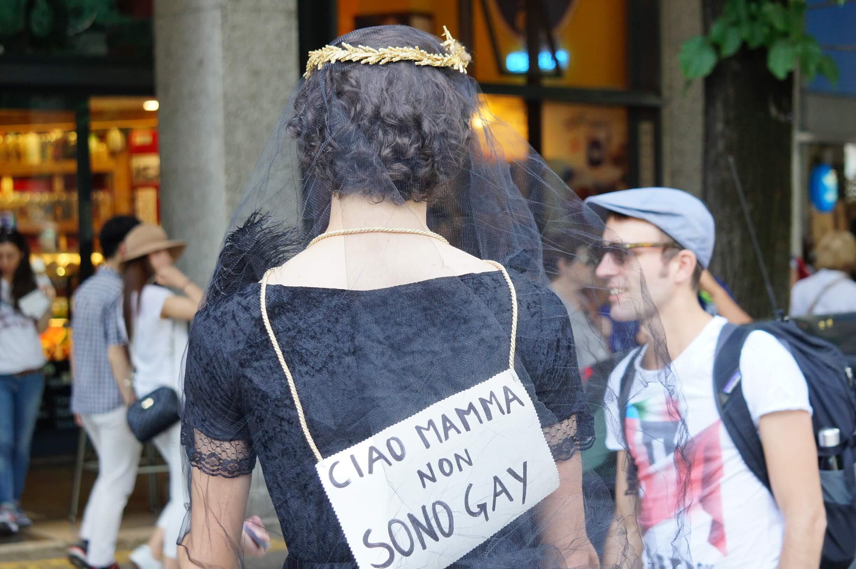 Treviso Pride: le foto di una parata storica e significativa