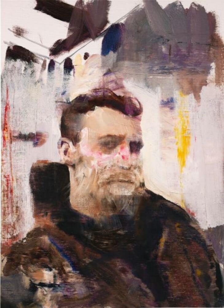 2011%22Self-portrait as a monkey%22 - 2011