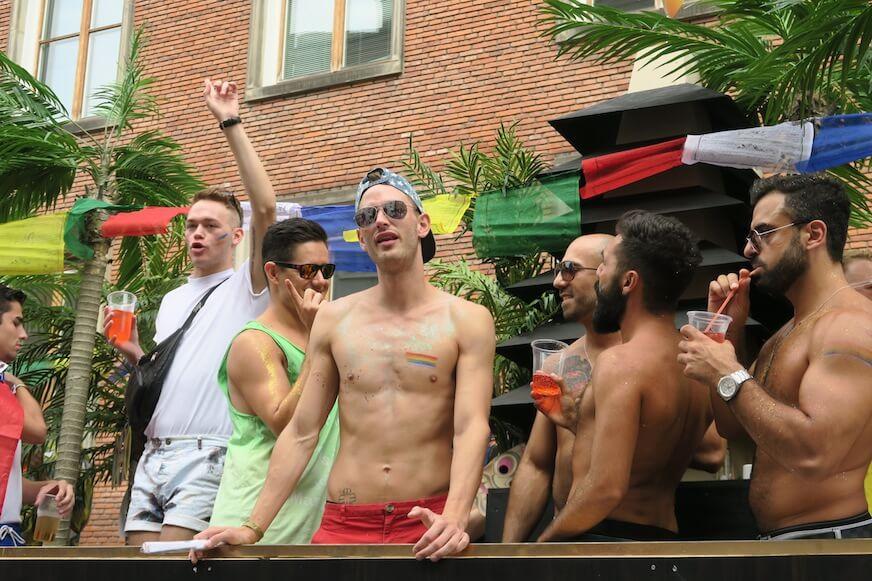 I volti del Copenaghen Pride: meravigliosamente diversi, ma tutti uguali!