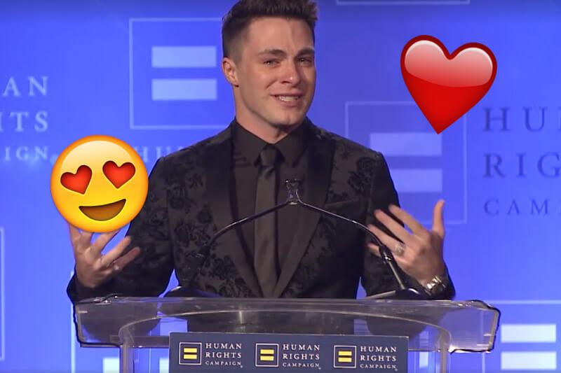 diventare cam boy attori gay italiani