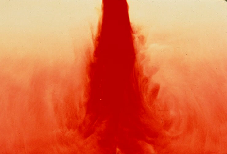 Andres Serrano: Works 1983-1993 - 1.27.1995 - 4.9.1995 - 40 x 60 inches - Cibachrome, silicone plexi-glass, wood frame