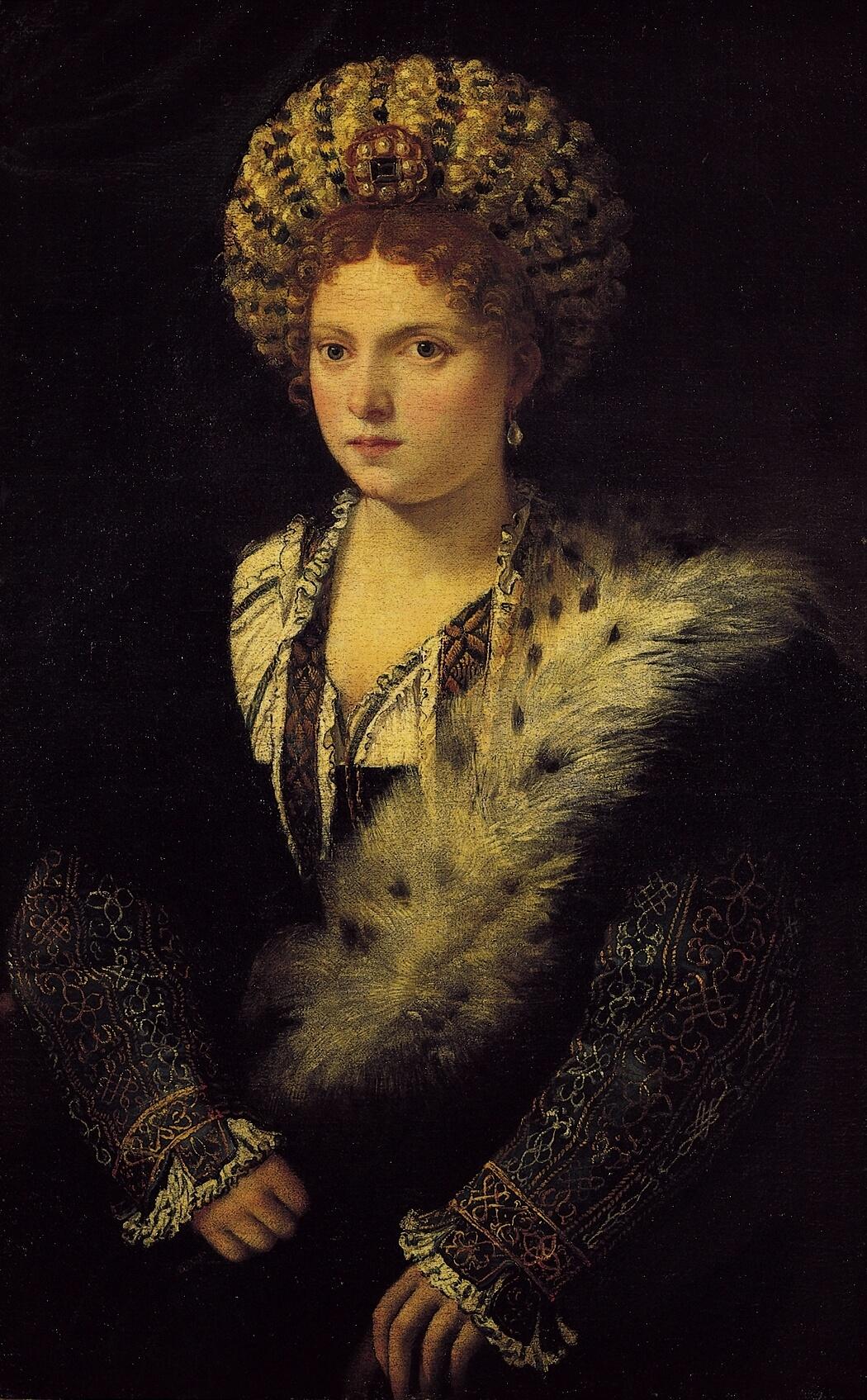 ISABELLA D'ESTE (1474-1539)