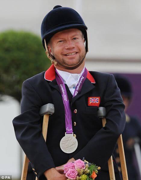 Paralimpiadi 2016, l\