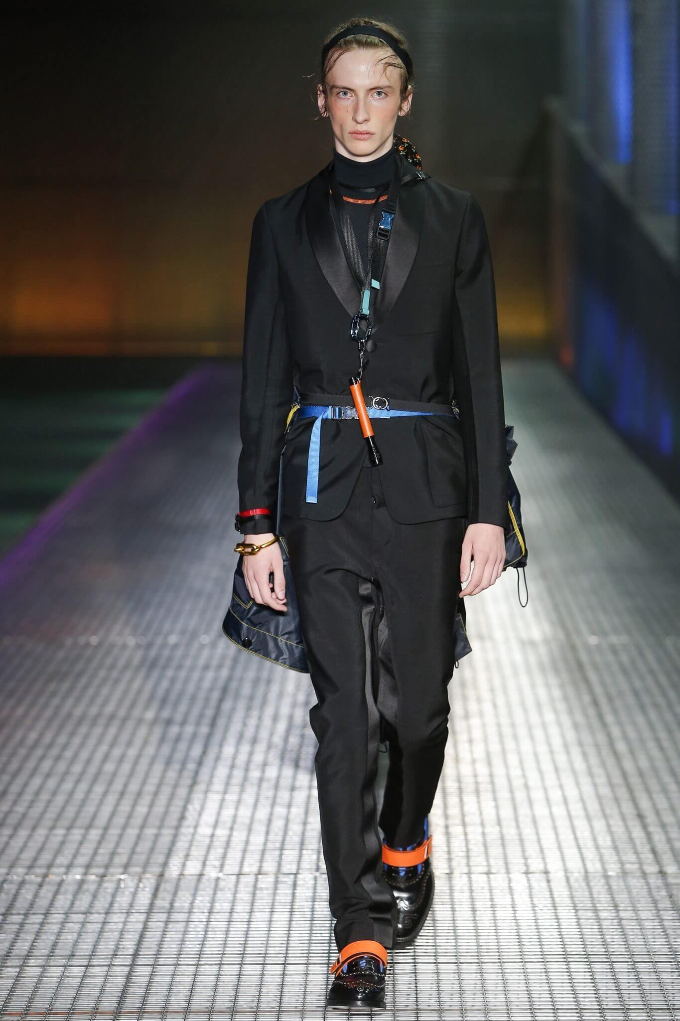 Moda uomo: feticci bondage e fetish