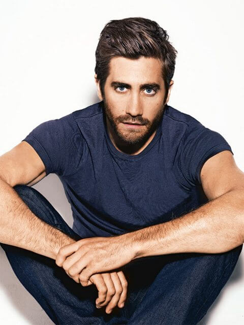 Pics: Shirtless Jake Gyllenhaal Makes a Sexy Splash on