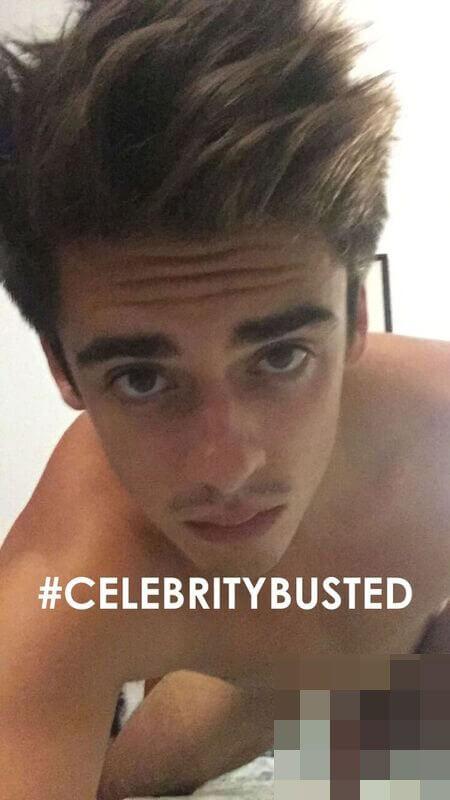 Chris Mears: trapelati online video e foto hard del tuffatore 23enne inglese