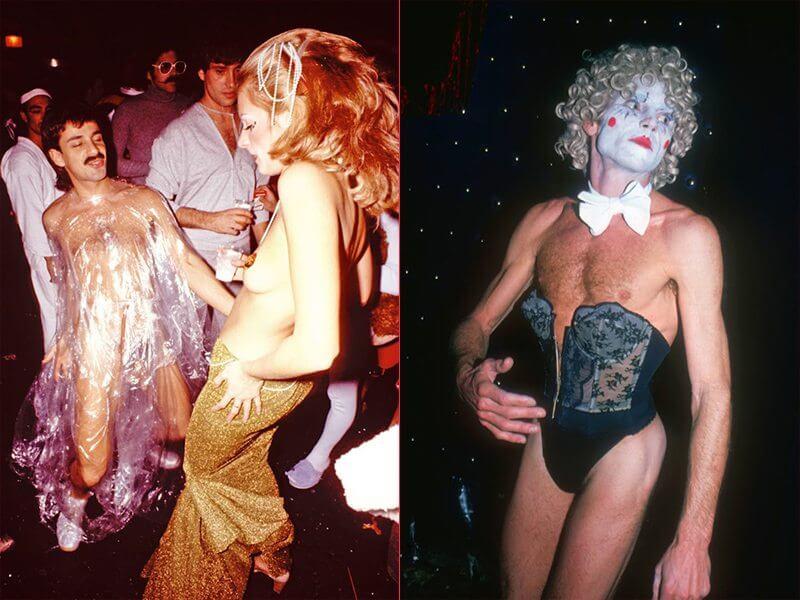 Queste foto dello Studio 54 ti faranno venire voglia di ballare (e non solo)