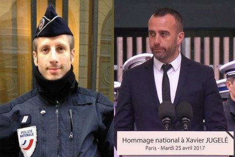 Parigi, il compagno del poliziotto ucciso: