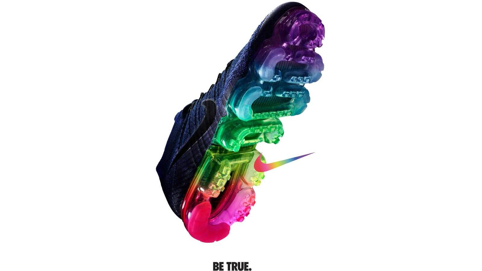 BeTrue, Pride Nike - scarpe