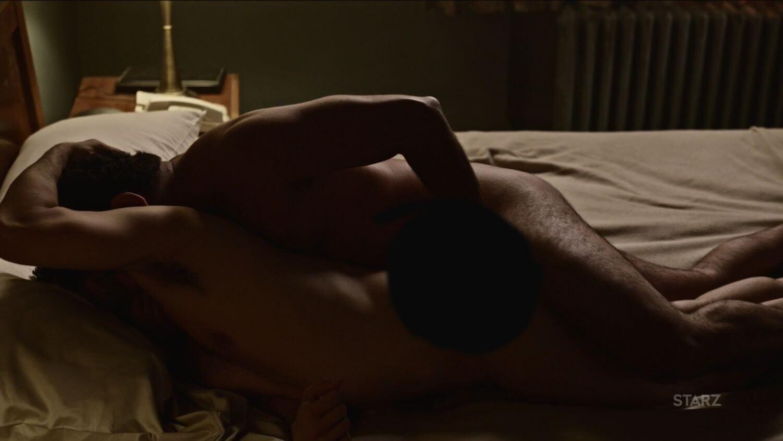 American Gods: le immagini della scena di sesso gay più esplicita di sempre