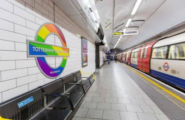 Perché la metropolitana di Londra cambierà il suo messaggio di benvenuto