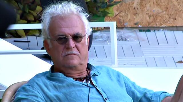 Ignazio Moser parla della sua ex al Gf Vip