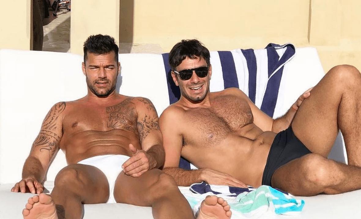 Ricky Martin si è sposato con Jwan Yosef: