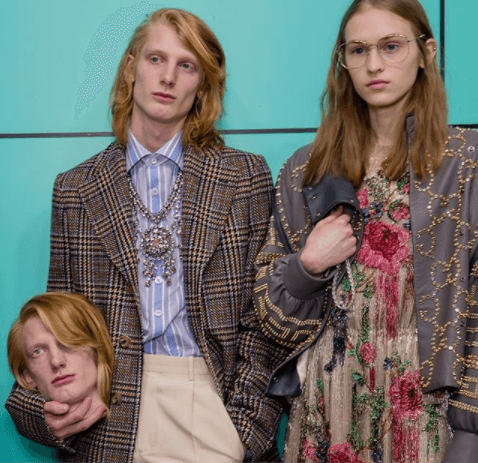 Collezioni Autunno Inverno 2018-19 Gucci