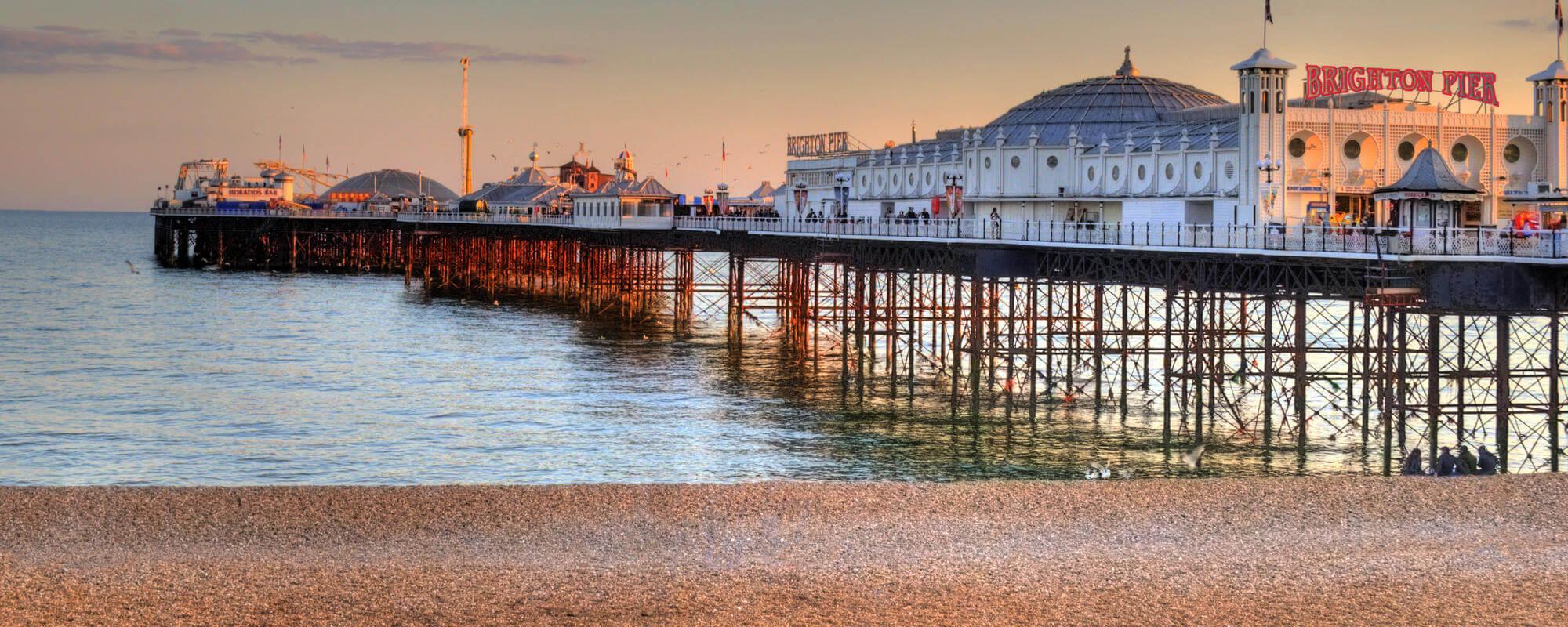 Brighton mete gay friendly