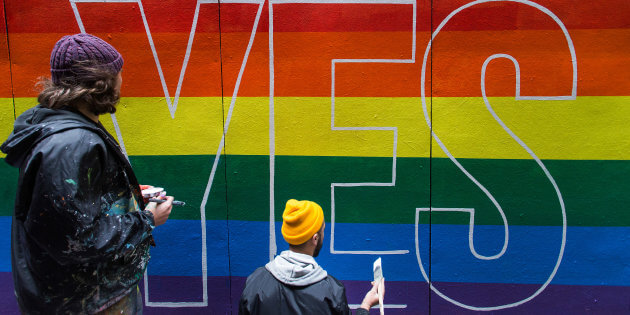 Street gay art Melbourne