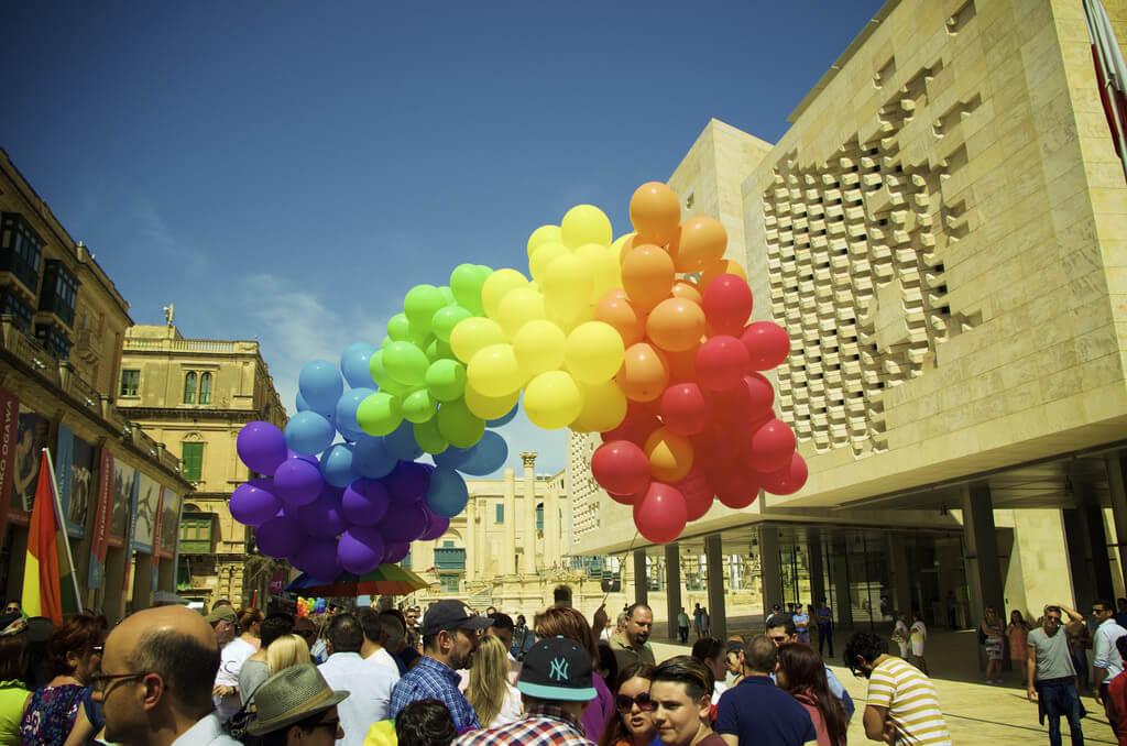 Malta mete gay friendly