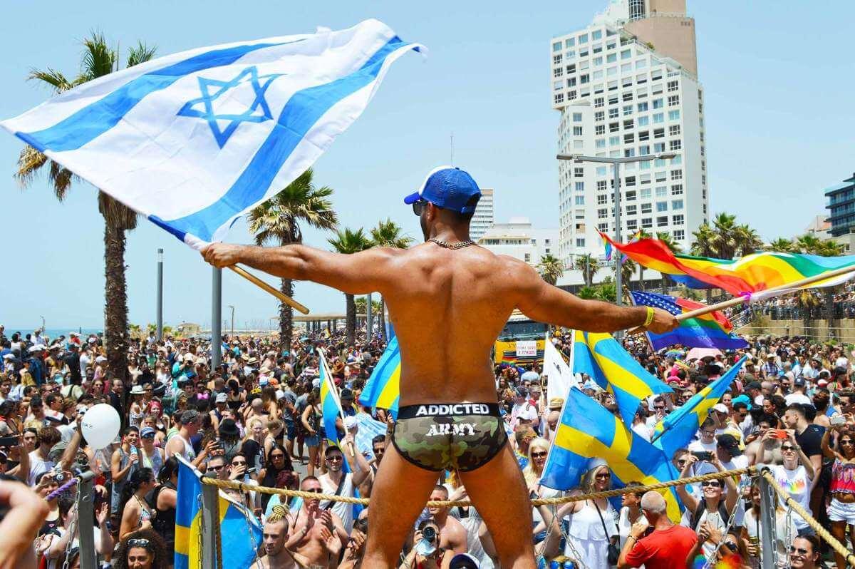 Tel Aviv mete gay friendly