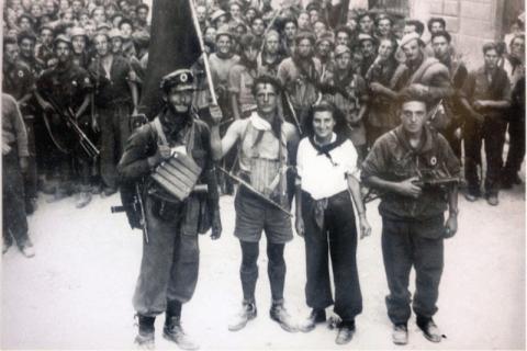 resistenza napoli liberazione