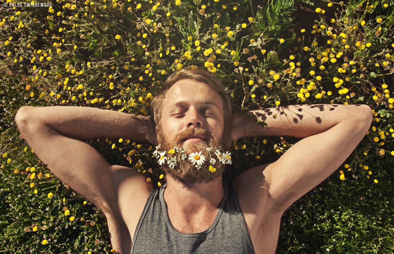 Flowers Beard