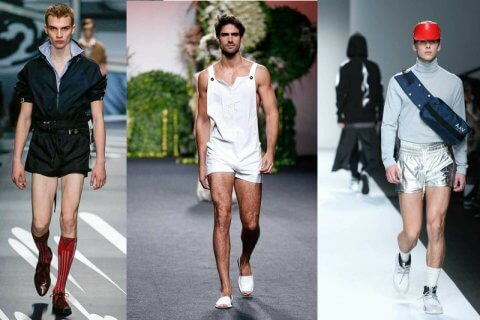shorts moda estate uomo tendenze fashion
