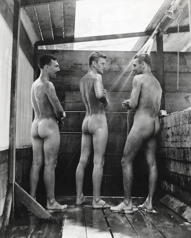 my buddy seconda guerra mondiale soldati nudi