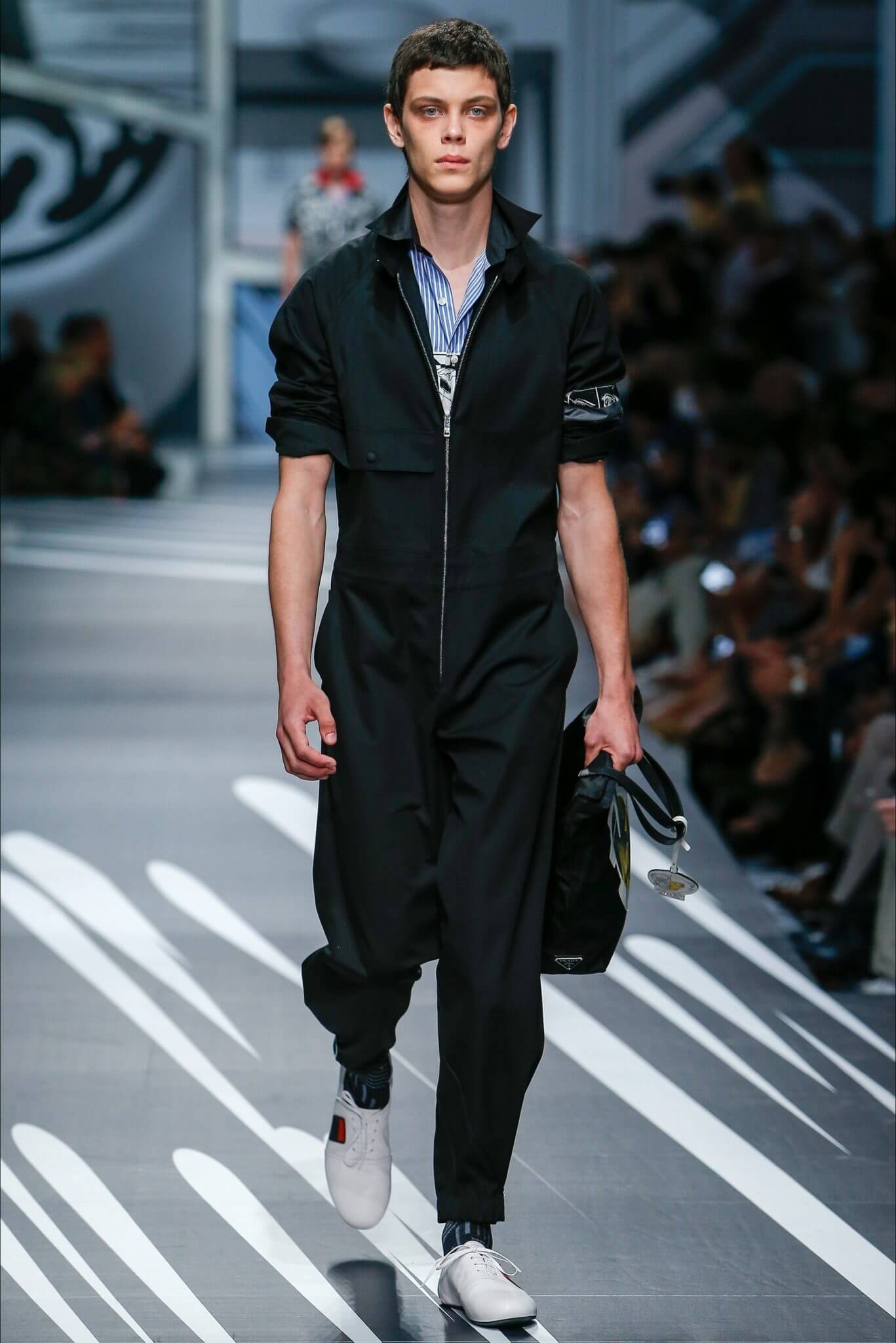 tuta jumpsuit moda fashion uomo tendenze trend