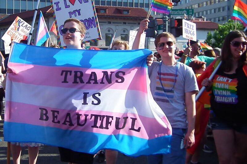 ragazzo trans