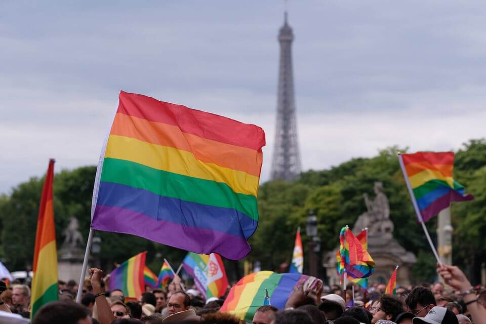 parigi pride