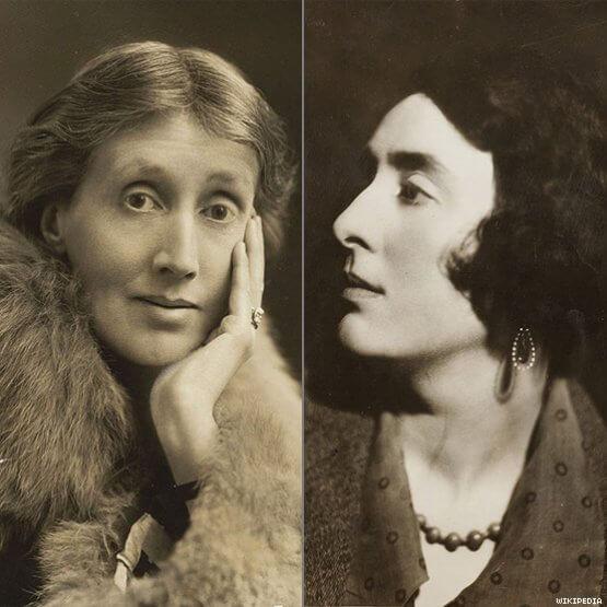 Virginia Wolf e Vita Sackville West