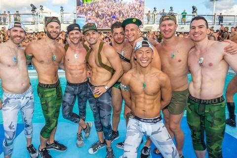 crociera gay